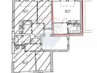 Pronájem bytu 1+kk v osobním vlastnictví 30 m², Chrudim