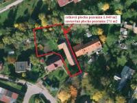 lokalizace - Prodej domu v osobním vlastnictví 50 m², Opatovice nad Labem