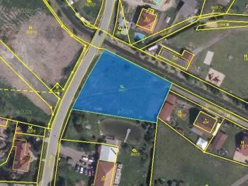 Prodej pozemku 965 m², Přelouč