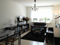 Obývací pokoj (Prodej bytu 4+1 v osobním vlastnictví 94 m², Praha 5 - Zličín)