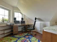 Pokoj/pracovna (Prodej domu v osobním vlastnictví 115 m², Zdiby)