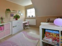 Dětský pokoj 2 (Prodej domu v osobním vlastnictví 160 m², Postřižín)