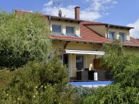 Dům ze zahrady (Prodej domu v osobním vlastnictví 160 m², Postřižín)