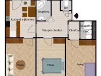 Prodej bytu 3+1 v osobním vlastnictví 117 m², Praha 10 - Vršovice