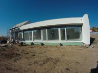 stav výstavby říjen 2018 (Prodej domu v osobním vlastnictví 120 m², Vysoký Újezd)