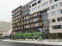 Pohled z okna (Prodej bytu 2+kk v osobním vlastnictví 48 m², Praha 4 - Krč)