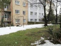 Zahrada za domem (Prodej bytu 2+kk v osobním vlastnictví 48 m², Praha 4 - Krč)