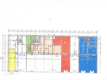 Pronájem obchodních prostor 96 m², Praha 5 - Stodůlky