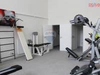 posilovna - Prodej bytu 1+kk v osobním vlastnictví 18 m², Praha 10 - Hostivař