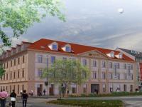 Pronájem obchodních prostor 204 m², České Budějovice