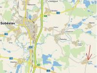 Prodej komerčního objektu 350 m², Dírná