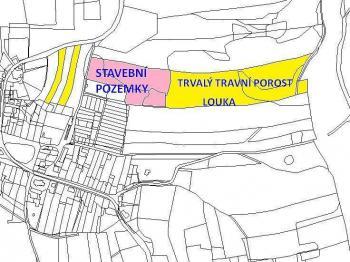 Prodej pozemku 64533 m², Horní Dvořiště