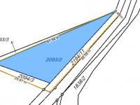 Prodej pozemku 723 m², Trhové Sviny