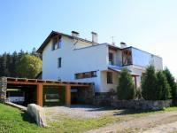 parking, zimní zahrada (Prodej domu v osobním vlastnictví 750 m², Černá v Pošumaví)