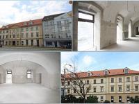 Pronájem obchodních prostor 209 m², České Budějovice