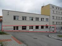 Pronájem obchodních prostor 170 m², Strakonice