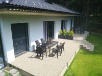 terasa (Prodej domu v osobním vlastnictví 160 m², Frymburk)
