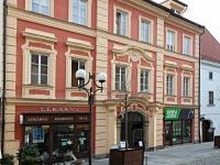 Pronájem historického objektu 46 m², České Budějovice