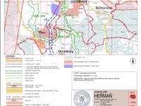 ÚP širší vztahy - Prodej pozemku 3375 m², Heřmaň