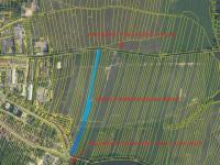 Prodej pozemku 7588 m², Trhové Sviny