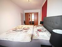 ložnice (Pronájem bytu 2+kk v družstevním vlastnictví 50 m², České Budějovice)