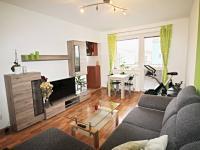obývací pokoj (Pronájem bytu 2+kk v družstevním vlastnictví 50 m², České Budějovice)