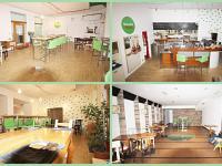 Pronájem restaurace 150 m², České Budějovice