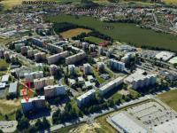 Prodej bytu 1+1 v osobním vlastnictví 44 m², Jindřichův Hradec