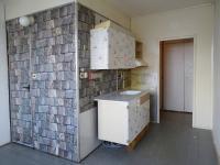 kuchyně (Prodej bytu 1+1 v osobním vlastnictví 44 m², Jindřichův Hradec)