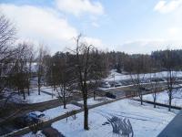 výhled (Prodej bytu 1+1 v osobním vlastnictví 44 m², Jindřichův Hradec)