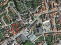 umístění prostoru ve městě - Pronájem kancelářských prostor 73 m², Kaplice