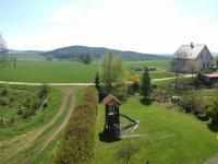 zahrada a okolí (Prodej domu v osobním vlastnictví 80 m², Ločenice)