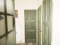 chodba (Prodej domu v osobním vlastnictví 80 m², Ločenice)