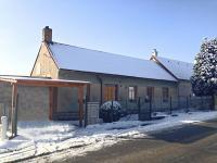 pohled z ulice (Prodej domu v osobním vlastnictví 80 m², Ločenice)