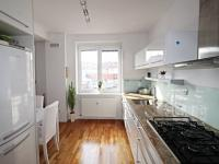 kuchyně (Prodej bytu 3+kk v osobním vlastnictví 77 m², České Budějovice)