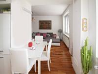 jídelní kout (Prodej bytu 3+kk v osobním vlastnictví 77 m², České Budějovice)