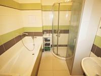 koupelna (Prodej bytu 3+kk v osobním vlastnictví 59 m², České Budějovice)