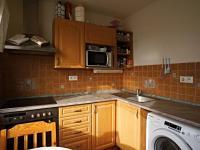 Kuchyně (Prodej bytu 2+1 v osobním vlastnictví 32 m², Borovany)
