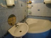 Koupelna (Prodej bytu 2+1 v osobním vlastnictví 32 m², Borovany)
