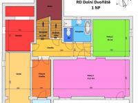půdorys přízemí (Prodej domu v osobním vlastnictví 380 m², Dolní Dvořiště)
