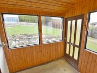 zimní zahrada (Prodej domu v osobním vlastnictví 380 m², Dolní Dvořiště)