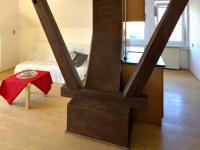 OBÝVACÍ POKOJ (Prodej bytu 2+kk v osobním vlastnictví 52 m², Třeboň)