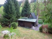 chata (Prodej chaty / chalupy 47 m², Strážkovice)