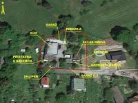 pozemek + stavby (Prodej domu v osobním vlastnictví 291 m², Jílové u Prahy)