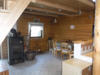 obývací pokoj (Prodej chaty / chalupy 80 m², Kaplice)