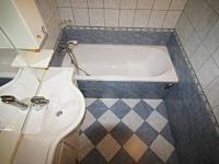 koupelna (Pronájem bytu 4+1 v osobním vlastnictví 83 m², České Budějovice)