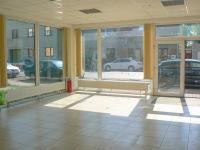 pohled na Lidickou třídu (Pronájem obchodních prostor 120 m², České Budějovice)