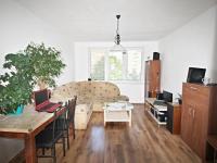 obývací pokoj (Prodej bytu 3+1 v osobním vlastnictví 69 m², České Budějovice)
