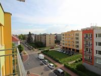 výhled (Prodej bytu 3+1 v osobním vlastnictví 69 m², České Budějovice)