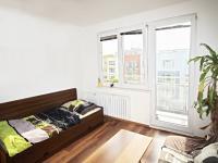 pokoj s balkonem (Prodej bytu 3+1 v osobním vlastnictví 69 m², České Budějovice)